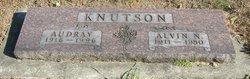 Alvin Nelson Rasmussen Knutson