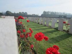 Bienvillers Military Cemetery