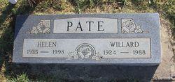 Willard Pate