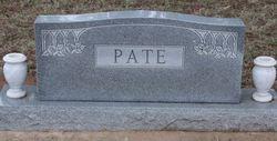 Carrie June <i>Miller</i> Pate