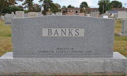 George Dewey Banks