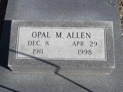 Opal Mildred <i>Garman</i> Allen