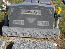Lillie Mae <i>Harbaugh</i> Ambrose