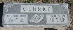 Hugh Gilbert Clarke, IV