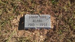 Sarah Jane <i>Gebert</i> Beard