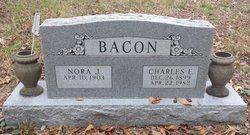 Charles E Bacon