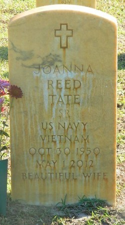 Jo Anna <i>Reed</i> Tate
