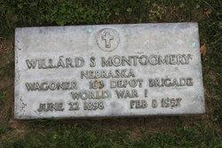 Willard S. Montgomery