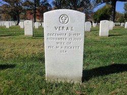 Vera L Pickett