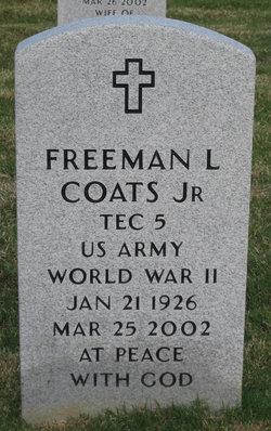 Freeman Lewis Coats, Jr