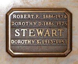 Robert F Stewart