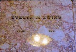 Evelyn <i>Martin</i> Ewing