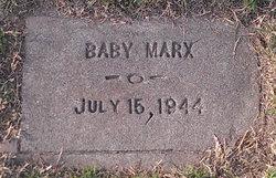 Baby Girl Marx