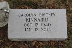 Carolyn <i>Brickey</i> Kinnaird