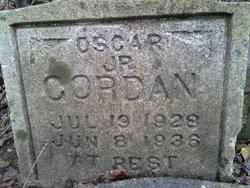 Oscar Gordon, Jr