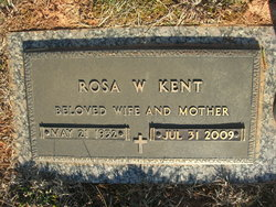 Margaret Rose Lee Rosa <i>Warden</i> Kent