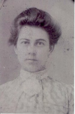 Martha Gertrude <i>Moffett</i> Ashby