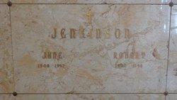 June Barbara <i>Plichta</i> Jenkinson