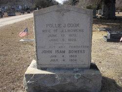 Polly Jane <i>Cook</i> Bowers