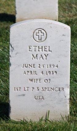 Ethel May <i>Beaman</i> Spencer
