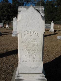 Hattie <i>Cooksey</i> Aycock
