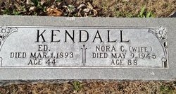 Lenora Cooper Nora <i>Russell</i> Kendall