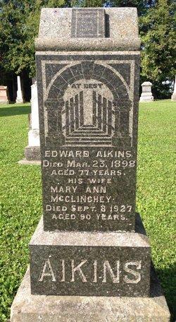 Edward Aikins