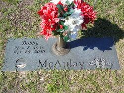 James Robert McAulay, Jr