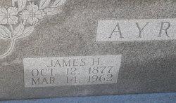 James Holland Ayres