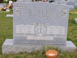 Hazel Pearl <i>Fuller</i> Bailey
