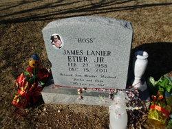 James Lanier Etier, Jr