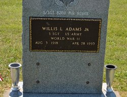 Willis Lecrone Adams, Jr