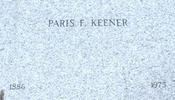 Paris France Keener