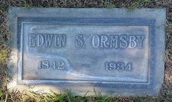 Edwin Samuel Ormsby