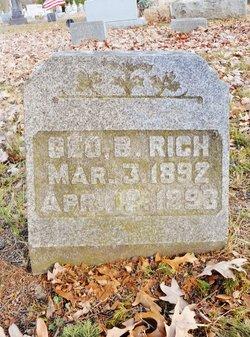 George B. Rich