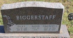Chauncey C Biggerstaff