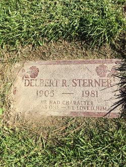 Delbert Ralph Sterner