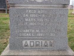 Oscar L Adrian