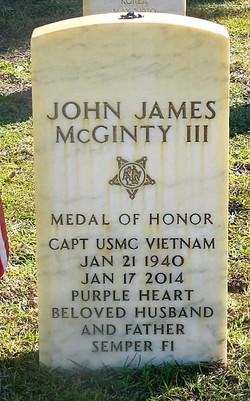 John James McGinty, III