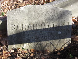 Sarah <i>Agard</i> Ameigh