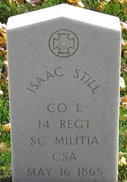 Pvt Isaac Still