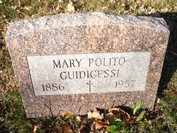 Mary <i>Polito</i> Guidicessi