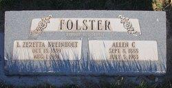 Allen C Folster
