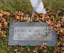 Clare M. <i>Power</i> Aho