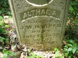 Althae A. Harper