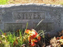 Oscar S Stiver