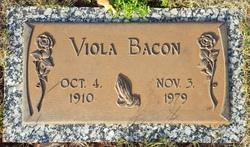 Viola V. <i>Higgins</i> Bacon