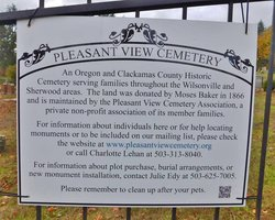 Pleasant View Cemetery (West)