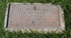 Lee Abromovitz