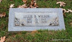 Lillie Bell <i>Dodson</i> Wilson